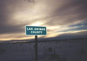 Las Animas County US